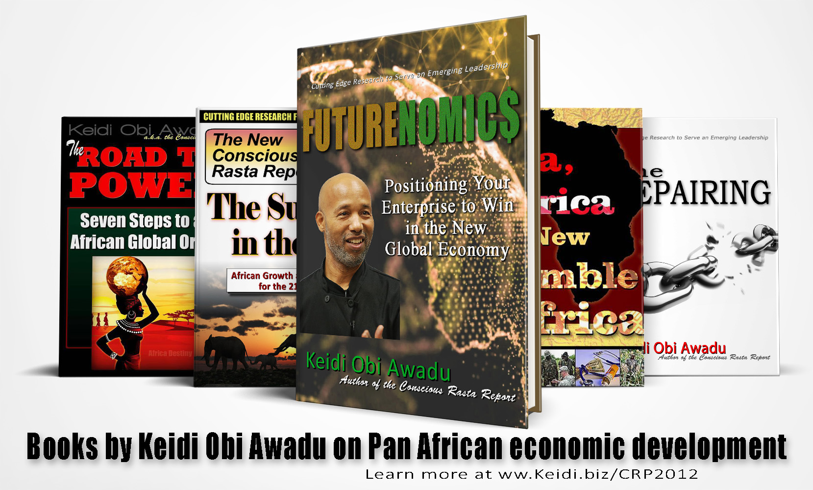 Pan African Economic Books by Keidi